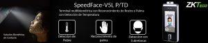 Acceso biometrico sin Contacto
