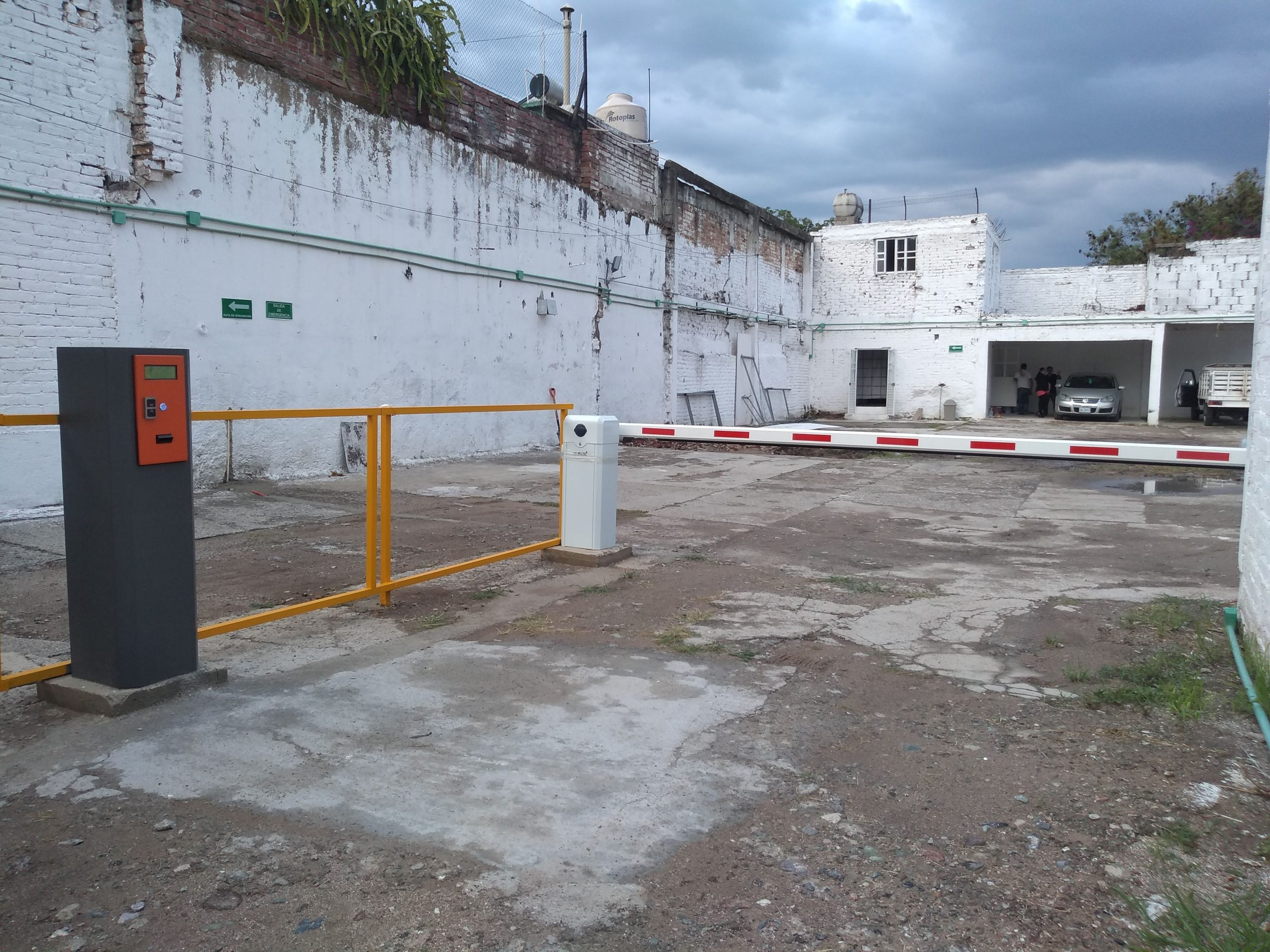 Equipo para Estacionamiento en CDMX
